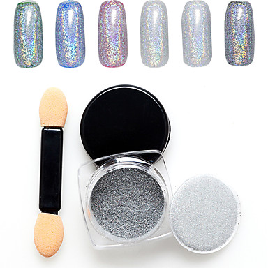1g Glitter i Poudre / Puder Błyskotki / Klasyczny Codzienny