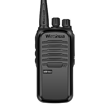 wanhua Telsizler Elde Kullanılabilir Analog Görüntüleme >10KM >10KM 16 3500.0 6 Telsiz İki Yönlü Radyo