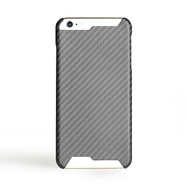 Για Εξαιρετικά λεπτή tok Πίσω Κάλυμμα tok Μονόχρωμη Σκληρή Ανθρακονήματα για AppleiPhone 7 Plus iPhone 7 iPhone 6s Plus/6 Plus iPhone