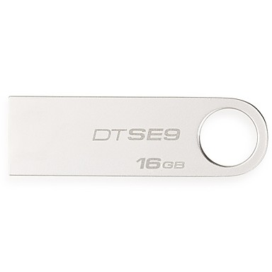 Kingston 16GB USB 플래시 드라이브 USB 디스크 USB 2.1 메탈