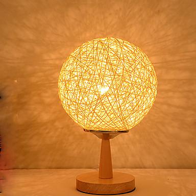 1 piesă LED-uri de lumină de noapte Foarte luminos Lemn