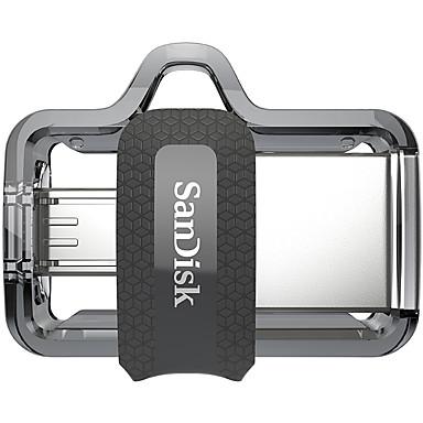 SanDisk 32GB Flash Drive USB usb disc USB 3.0 Micro USB Plastic