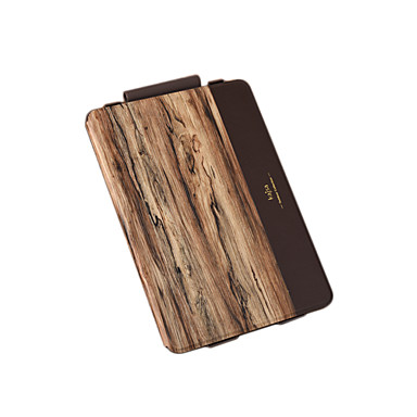 Etui Käyttötarkoitus Apple Flip Kuvio Suojakuori Puukuvio Kova PU-nahka varten iPad Pro 9.7 '' Apple