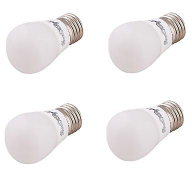 E27 LED Küre Ampuller G80 led SMD 5730 Dekorotif Sıcak Beyaz 240lm 3000