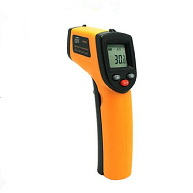 cheap Health Care-GM320 Handheld Intelligent Infrared Temperature Measuring