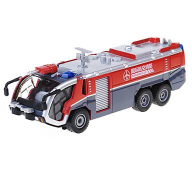 سيارة الإطفاء لعبة الشاحنات ومركبات البناء لعبة سيارات 01:50 قابل للسحب بلاستيك ABS معدن 1pcs فتيات صبيان للأطفال ألعاب هدية