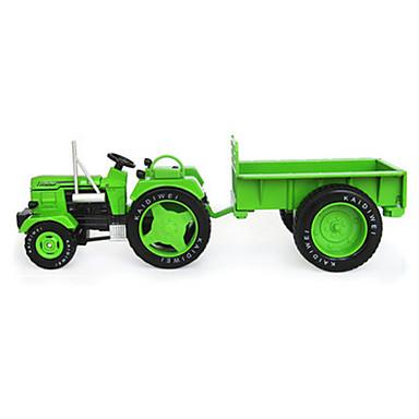 Jucării pentru mașini Jucarii Vehicul de Construcție Vehicul de Fermă Jucarii Retro Retractabil Simulare Aparat Camion Aliaj Metalic