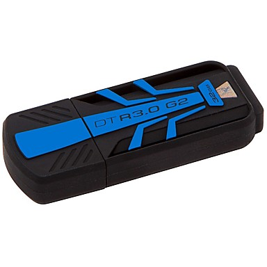 Kingston 32GB USB 3.0 dtr30g2 flash meghajtó 100 MB / s olvasási 45MB / s levelet DATATRAVELER vízálló