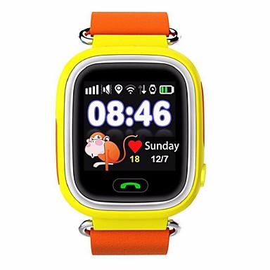 GPS yyq90 oglądać wifi dotykowy ekran Pozycjonowanie SMART dzieci oglądają sos lokalizacji połączeń urządzenia znajdź anty stracił