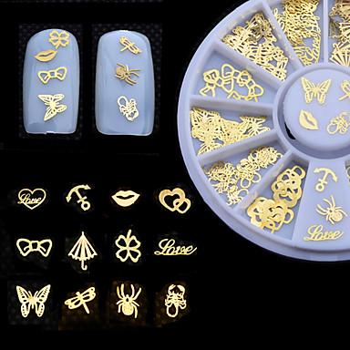1SET Dekorasyon Setleri madeni Moda Yüksek kalite Günlük