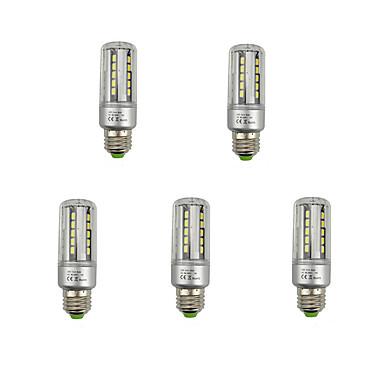 E26/E27 LED Mısır Işıklar T 36 led SMD 5736 Dekorotif Sıcak Beyaz Serin Beyaz 3000/6500lm 3000K/6500K