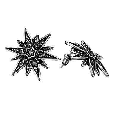 Κουμπωτά Σκουλαρίκια Κοσμήματα Γυναικεία Καθημερινά Causal Κράμα 1 ζευγάρι Χάλκινο