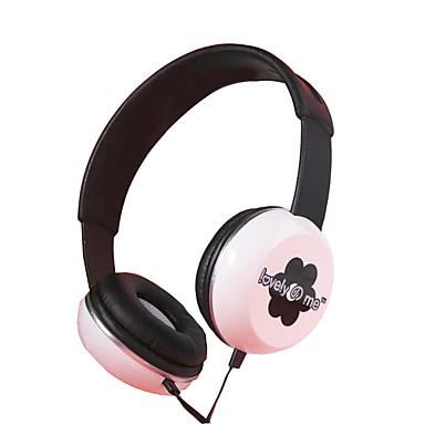 KEEKA Y-1 Słuchawki (z pałąkie na głowę)ForOdtwarzacz multimedialny / tablet Telefon komórkowy KomputerWithz mikrofonem DJ Regulacja siły