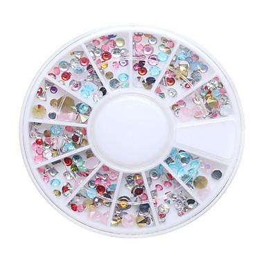 1pcs Nail Art Διακόσμηση rhinestone Μαργαριτάρια μακιγιάζ Καλλυντικά Σχεδιασμός νυχιών Τέχνης