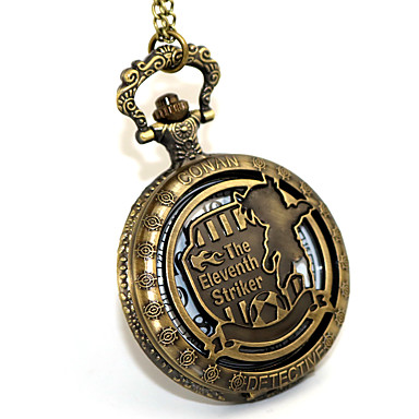 Saat/Kol Saati Esinlenen Detective Conan Konan Anime Cosplay Aksesuarları Saat/Kol Saati alaşım