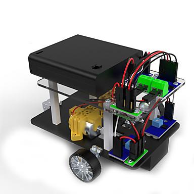 مجموعات البناء ألعاب شاحنة عربة حداثة اصنع بنفسك ABS قطع