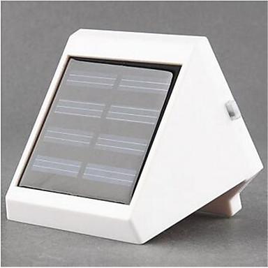 4 a condus solar scări de lumină lampă de perete a condus lumina de securitate lumina de noapte