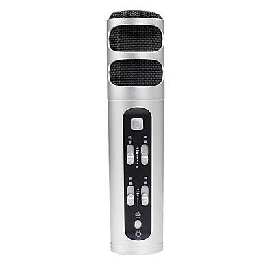 no Cu fir Microfon de Karaoke 3.5mm Argintiu