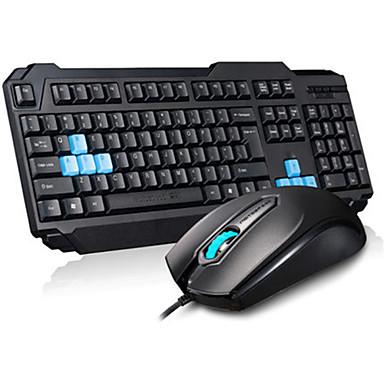 Ofis Fare USB 1000 oyun klavyesi Ofis klavye PS/2 Motospeed