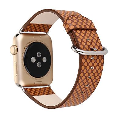 Ceas de ceas pentru seria ceas de mere 1 2 clasic cataramă din piele originală de înlocuire bandă
