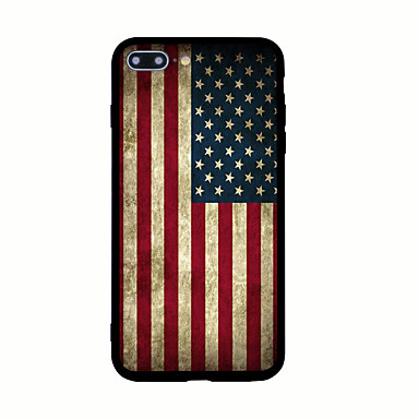 إلى نموذج غطاء غطاء خلفي غطاء علم قاسي أكريليك إلى Appleفون 7 زائد فون 7 iPhone 6s Plus iPhone 6 Plus iPhone 6s أيفون 6 iPhone SE/5s