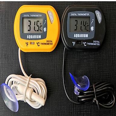 Acvarii Termometre Ne-Toxic & Fără Gust 0.1WDC 12VV