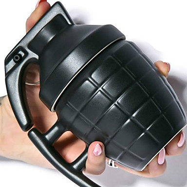 1pc 280ml cana de cafea cani de călătorie grenadă ceramică ceașcă drinkware