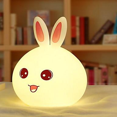 LED νύχτα φως Επαναφορτιζόμενο Με ροοστάτη Μικρό Μέγεθος - Επαναφορτιζόμενο Με ροοστάτη Μικρό Μέγεθος