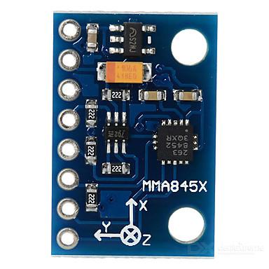 tehtaan OEM Arduino:lle Alusta Liike