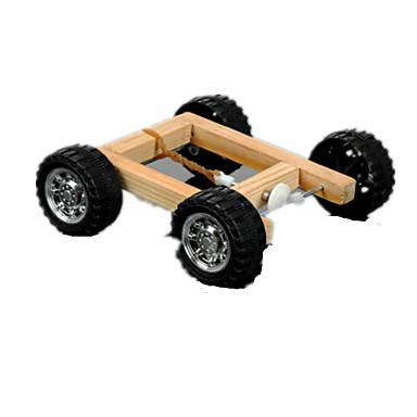 Aurinkoenergialla toimivat lelut Leluautot Lelut Auto DIY Poikien Tyttöjen Pieces