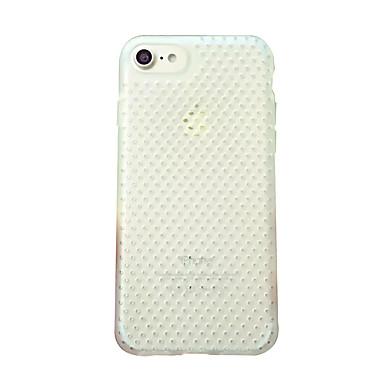 Varten Other Etui Takakuori Etui Yksivärinen Pehmeä TPU varten Apple iPhone 6s Plus/6 Plus iPhone 6s/6