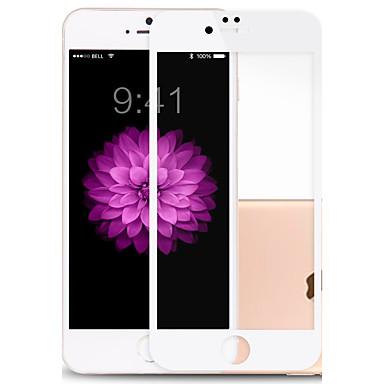 Недорогие Защитные пленки для iPhone 6s / 6 Plus-AppleScreen ProtectoriPhone 6s Plus Уровень защиты 9H Защитная пленка для экрана 1 ед. Закаленное стекло