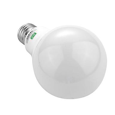 YWXLIGHT® 1szt 9W 700-850lm E26 / E27 Żarówki LED kulki 18 Koraliki LED SMD 5730 Dekoracyjna Ciepła biel Zimna biel 24V 12V