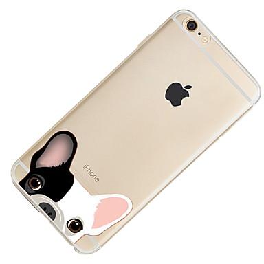 5 Apple Custodia iPhone 8 Per TPU Fantasia Custodia 6 iPhone Morbido cagnolino iPhone 7 Con X 05577249 iPhone iPhone per retro iPhone disegno Per p5Sxpq80n