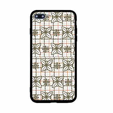 Için Temalı Pouzdro Arka Kılıf Pouzdro Fayans Sert Akrilik için AppleiPhone 7 Plus iPhone 7 iPhone 6s Plus iPhone 6 Plus iPhone 6s iphone