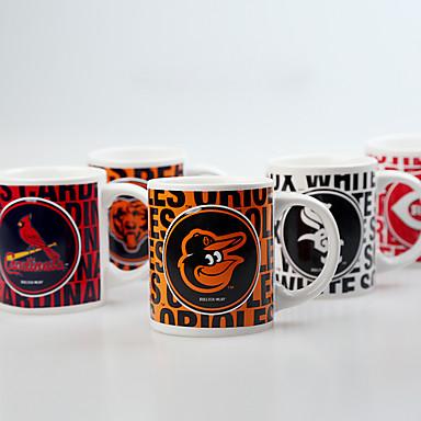 Bardak Takımı, 340 Seramik Süt Meyve suyu Kahve Kupaları