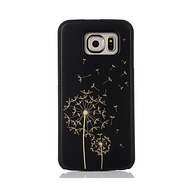 tok Για Samsung Galaxy S7 edge S7 Με σχέδια Πίσω Κάλυμμα Πικραλίδα Σκληρή Μπαμπού για S7 edge S7 S6 edge S6