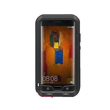 Etui Käyttötarkoitus Huawei Vedenkestävä Pölynkestävä Iskunkestävä Suojakuori Yhtenäinen Kova Metalli varten Mate 9 Mate 9 Pro Huawei