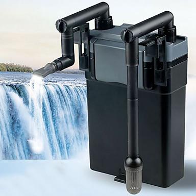 أحواض السمك مرشحات توفير الطاقة معدن 220V