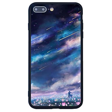 Etui Käyttötarkoitus Apple Kuvio Takakuori Tiili Kova Akryyli varten iPhone 7 Plus iPhone 7 iPhone 6s Plus iPhone 6s iPhone SE/5s