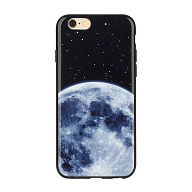 Varten IMD Kuvio Etui Takakuori Etui Laattakuvio Pehmeä TPU varten Apple iPhone 7 Plus iPhone 7 iPhone 6s Plus/6 Plus iPhone 6s/6