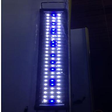 Acvarii Lumină LED Alb Albastru Eonomisire Energie 2 Mod Lampa cu LED 220VV