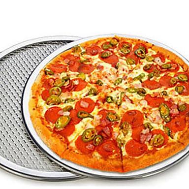 Yemekleri ve Tavalar Pişirme Pizza Aluminyum Çevre-dostu Kendin-Yap Yüksek kalite