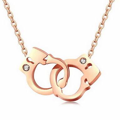 نساء قلائد الحلي Bowknot Shape سبيكة تصميم بسيط موضة مجوهرات من أجل يوميا فضفاض