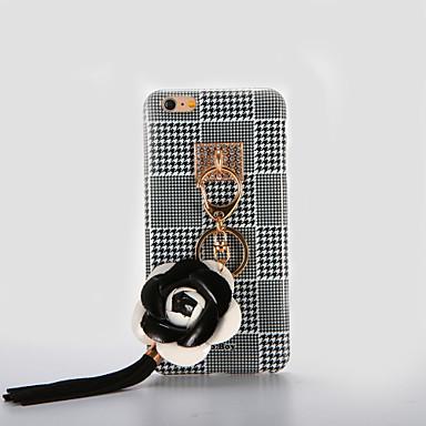 Pentru IMD Reparații Maska Carcasă Spate Maska Model Geometric Moale TPU pentru AppleiPhone 7 Plus iPhone 7 iPhone 6s Plus iPhone 6 Plus