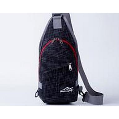 حزام الحقيبة حقيبة الصدر إلى التسلق رياضة وترفيه السفر التخييم والتنزه Fitness حقائب الرياضة مقاوم للماء مكتشف الأمطار يمكن ارتداؤها بما