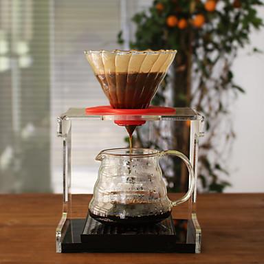 # ml Glass Φίλτρο καφέ , Drip Καφές Κατασκευαστής Επαναχρησιμοποιήσιμο Manual