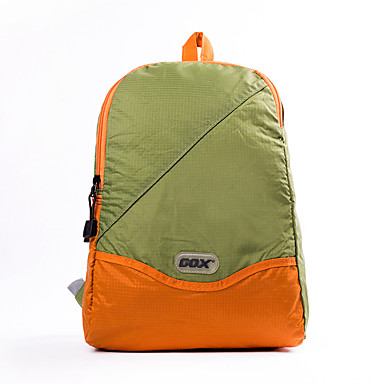حقيبة السفر حقيبة صغيرة للكتف منظم أغراض السفر قابلة للطى تخزين السفر إلى ملابس قماش نايلون / السفر الخارج