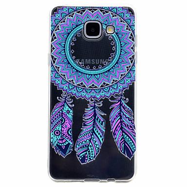 tok Για Samsung Galaxy A5(2017) A3(2017) Διαφανής Με σχέδια Πίσω Κάλυμμα Ονειροπαγίδα Μαλακή TPU για A3 (2017) A5 (2017) A7 (2017)