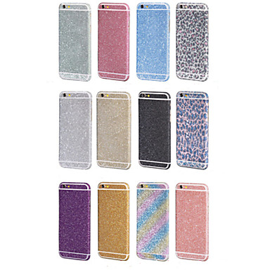 abordables Skin Autocollants pour iPhone-1 pièce Ecran de Protection Intégral pour Brillant iPhone 6s / 6